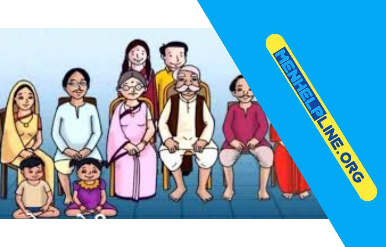Representational Image of Joint family, Image Source Quora